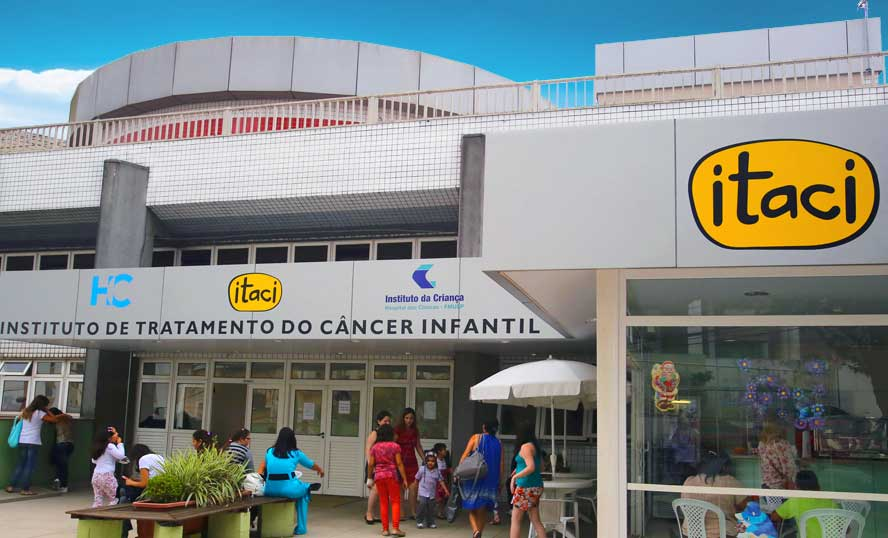 ITACI – Instituto de Tratamento do Câncer Infantil